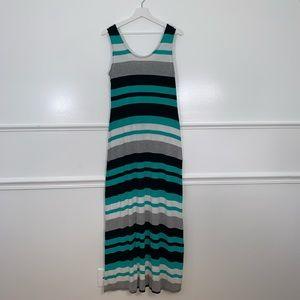 Merona maxi dress sleeveless size L/G